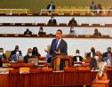 Prime Minister Andrew Holness in Parliament (File photo)