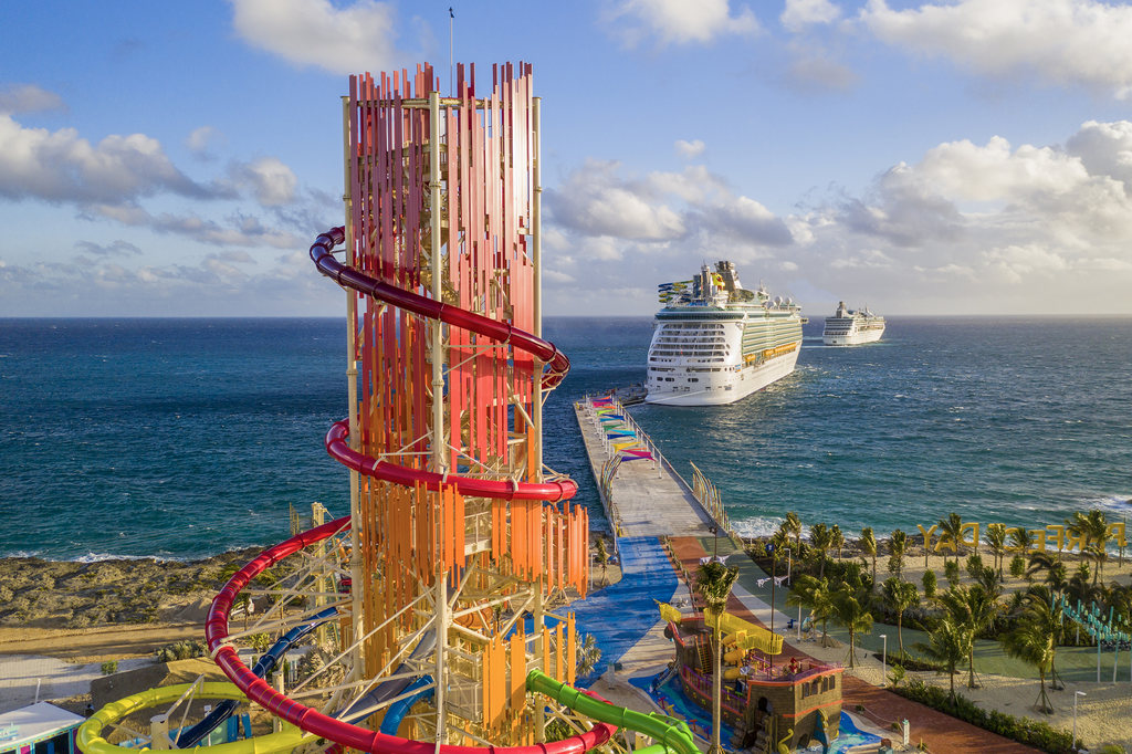 Royal Caribbean's refurbished Coco Cays features new thrills | Loop News