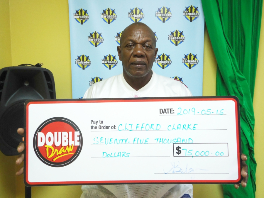 Man wins his favourite lottery game, makes dream home a
