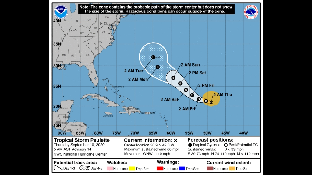All eyes on the Gulf; storm impacts possible next week